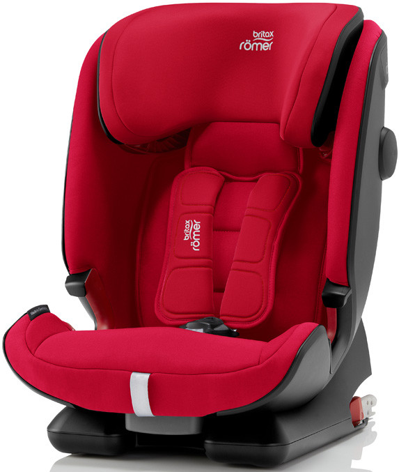 Автокресло Britax Roemer Advansafix IV R Fire Red (9-36 кг)
