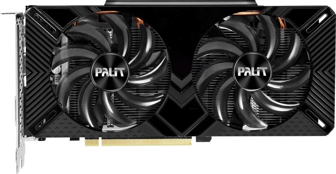 Видеокарта Palit GeForce GTX 1660 Super Gaming Pro 6Gb