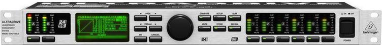 Dj-контроллер Behringer UltraDrive DCX2496LE