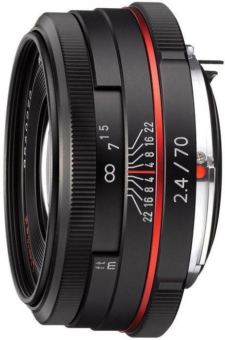 Объектив Pentax DA 70mm f/2.4 Limited H…