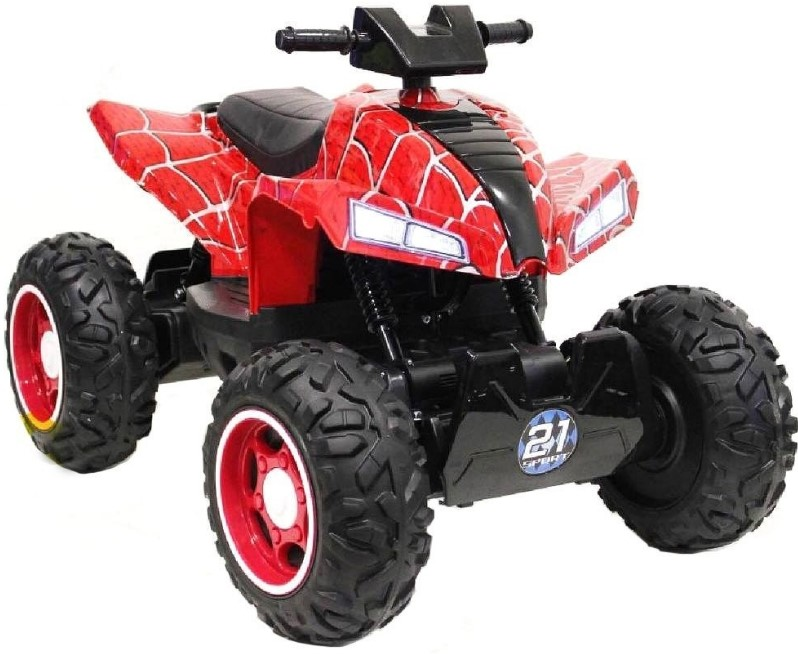 RiverToys T777TT Spider Red