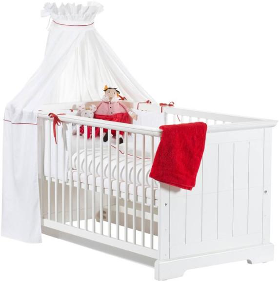 Кроватка-трансформер Geuther Cottage бе…