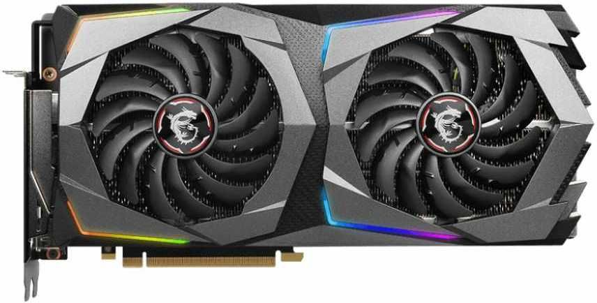 Видеокарта MSI GeForce RTX 2070 Super Gaming X 8Gb
