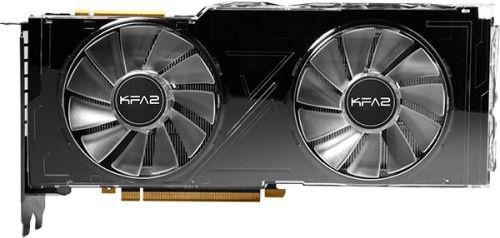 Видеокарта KFA2 GeForce RTX 2080 Ti Dual 11Gb