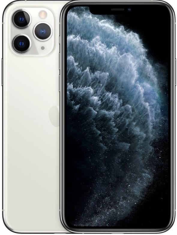 Смартфон Apple iPhone 11 Pro Max 256Gb Silver 1️⃣1️⃣