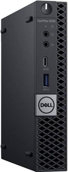 Dell OptiPlex 5060 2,1GHz/8Gb/1Tb/W10 Black