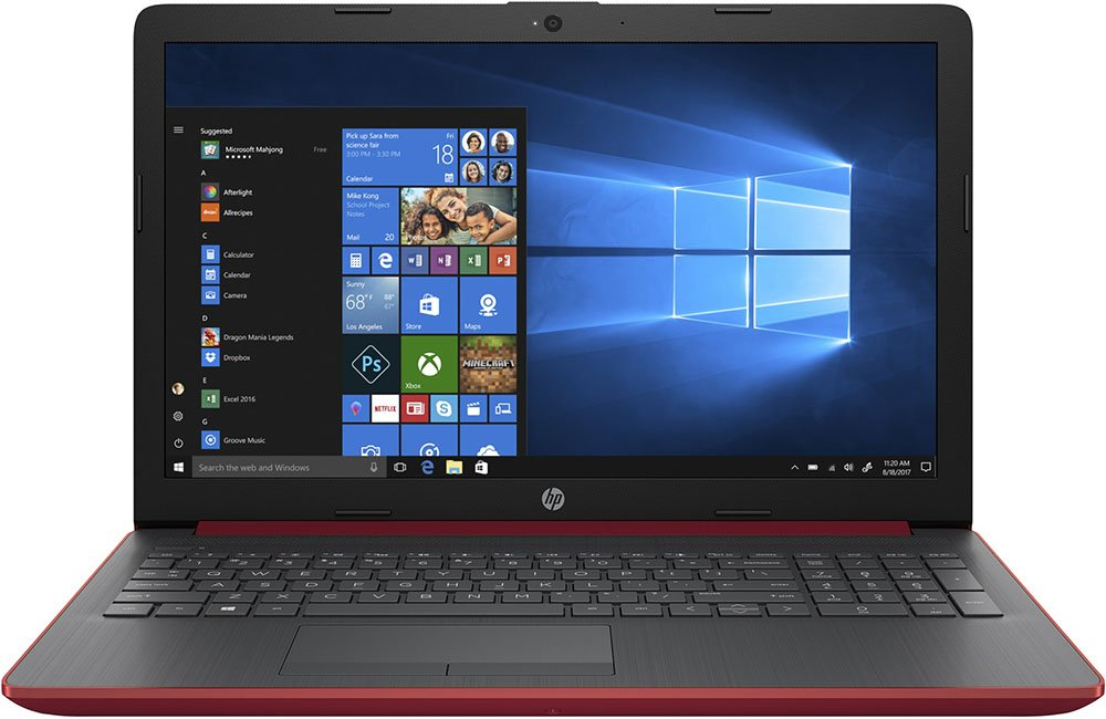 """Ноутбук HP 15-db0185ur 15,6""""/2,3GHz/4Gb…"""