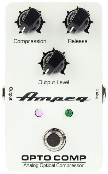 Педаль эффектов Ampeg OPTO COMP Bass Co…