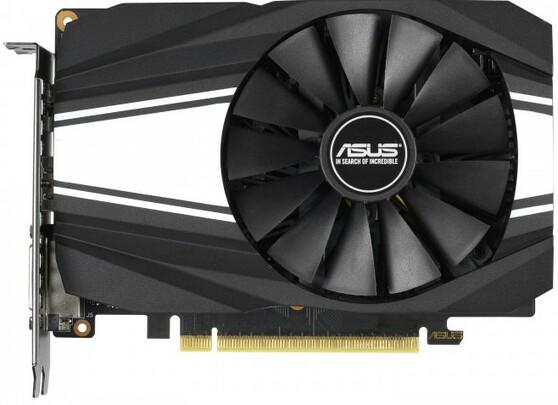 Видеокарта Asus GeForce GTX 1660 Phoenix OC 6Gb