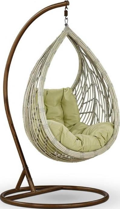 Кресло Афина-Мебель N886-W71 белый
