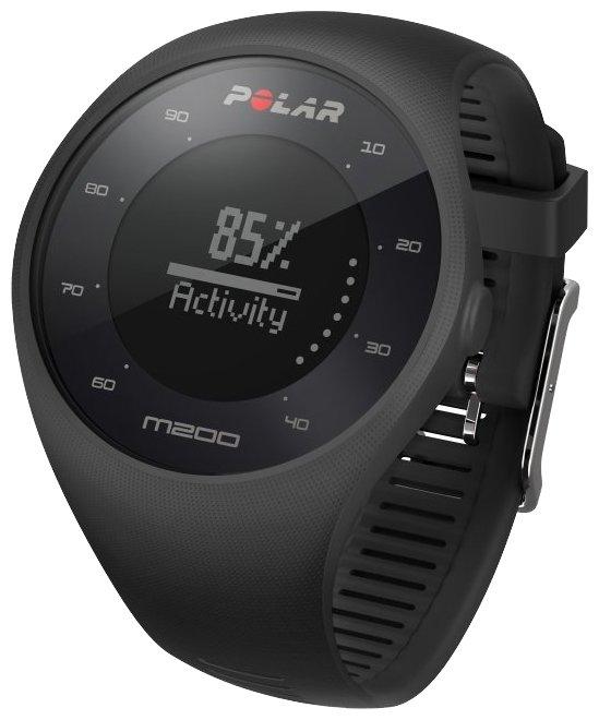 Умные часы Polar M200 Black