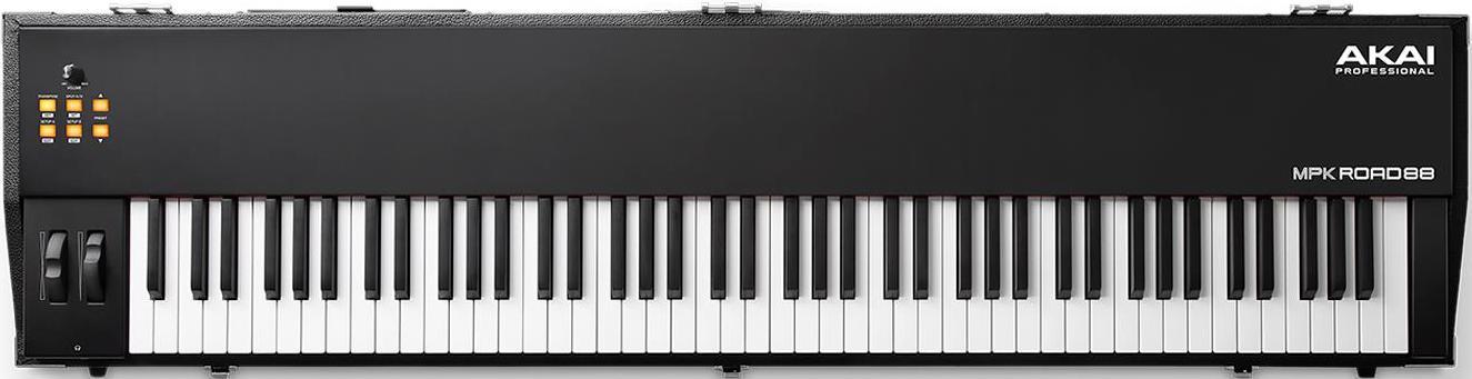 Миди-клавиатура Akai Pro MPK Road 88