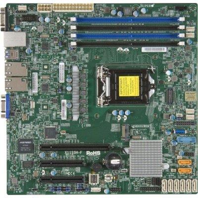 Материнская плата Supermicro X11SSH-F LGA 1151