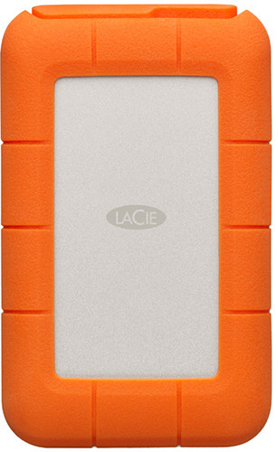 Внешний HDD-диск LaCie Rugged Thunderbolt 5Tb/HDD/USB 3.1 Orange