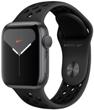 Умные часы Apple Watch Nike+ Series 5 40mm MX3T2 Space Grey/Anthracite Black