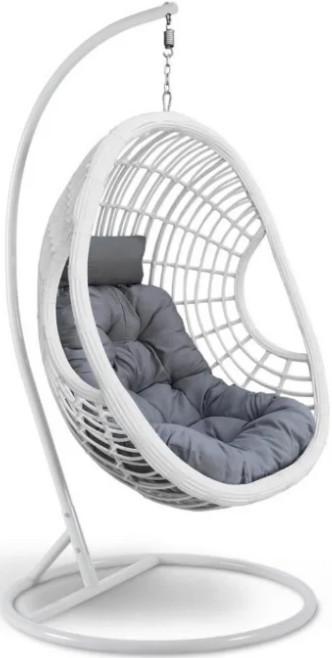 Кресло Афина-Мебель AFM-300C белый