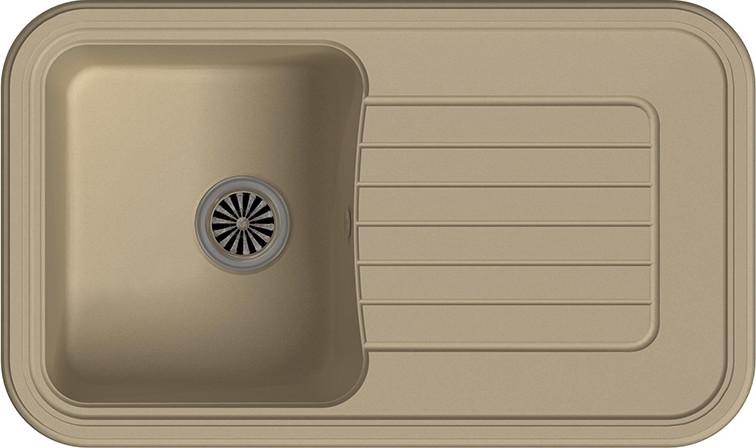 Кухонная мойка Ewigstein Antik А-60F топаз