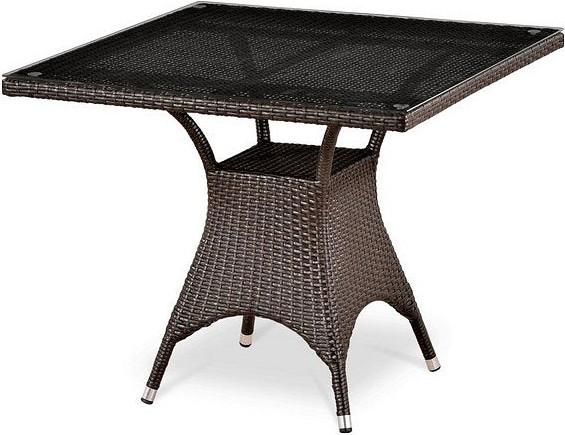 Стол Афина-Мебель T220BT-W51 коричневый