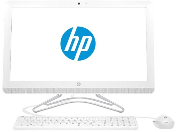 "Моноблок HP 200 G3 21,5""/2,2GHz/4Gb/1Tb/W10 White"
