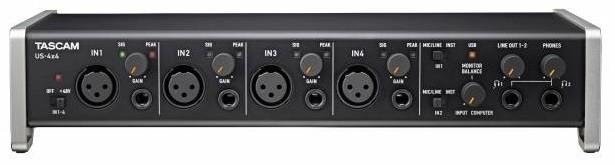 Звуковая карта Tascam US-4x4 USB