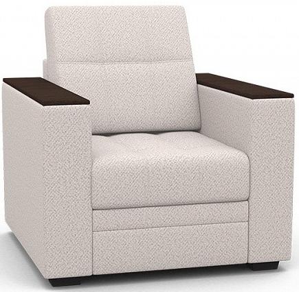 Кресло-кровать Цвет Диванов Атланта Next льняной 108x90x94 см
