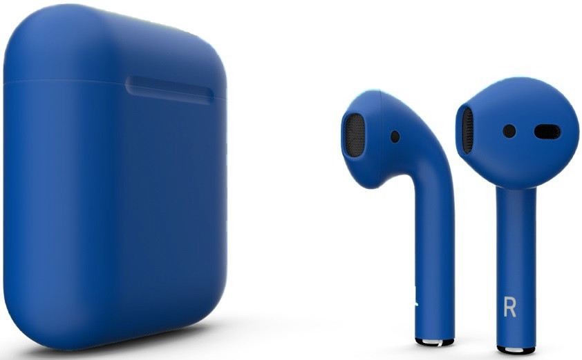 Наушники Apple AirPods 2 2019 Matte Dar…