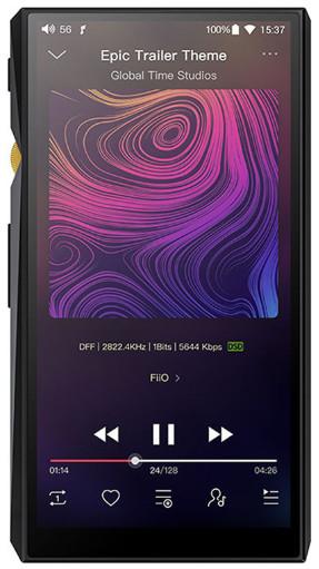 Mp3 плеер Fiio M11 32Gb Black