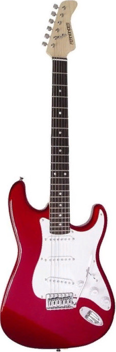 Электрогитара Fernandes LE-1Z CAR/L Red