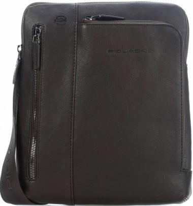 Сумка-планшет Piquadro Black Square CA1816B3/TM Dark Brown