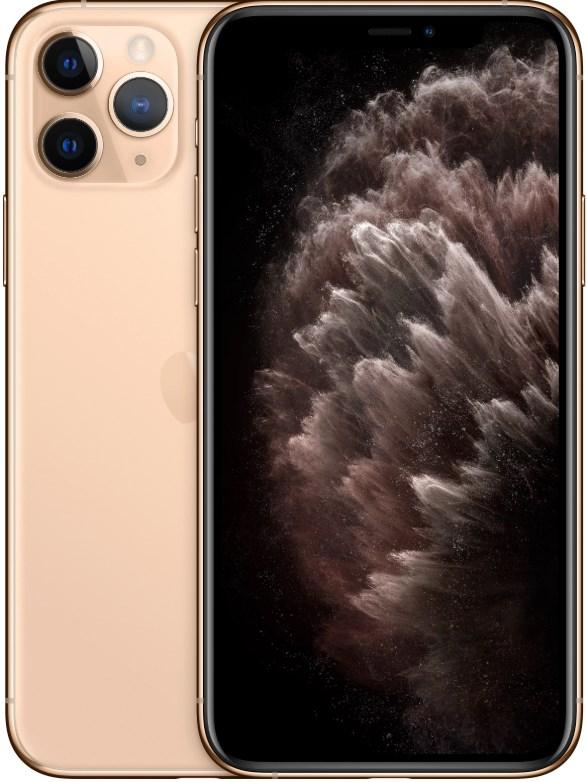 Смартфон Apple iPhone 11 Pro Max 256Gb Gold 1️⃣1️⃣