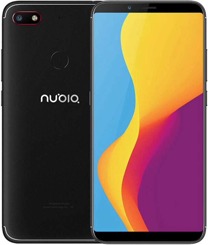 Смартфон ZTE Nubia V18 LTE 4Gb 64Gb Bla…