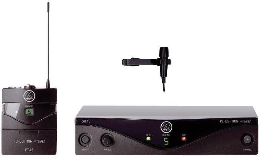 Радиосистема AKG Perception Wireless 45 Pres Set BD-A (530-560)