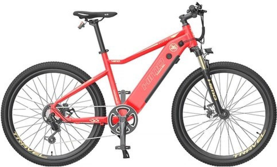 Электровелосипед Xiaomi Himo C26 Electric Power Bicycle красный 26""