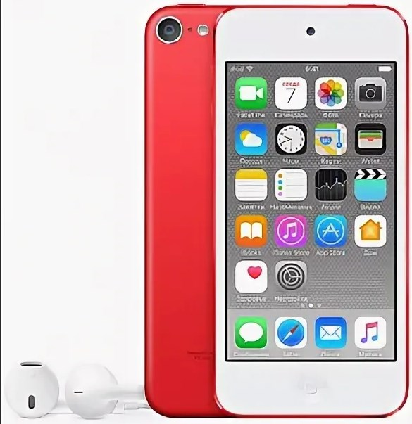 Mp3 плеер Apple iPod Touch 7 128Gb Red