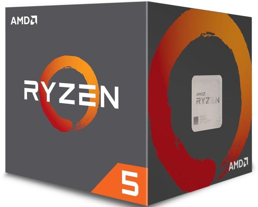Процессор (CPU) AMD Ryzen 5 2600 3.4GHz BOX