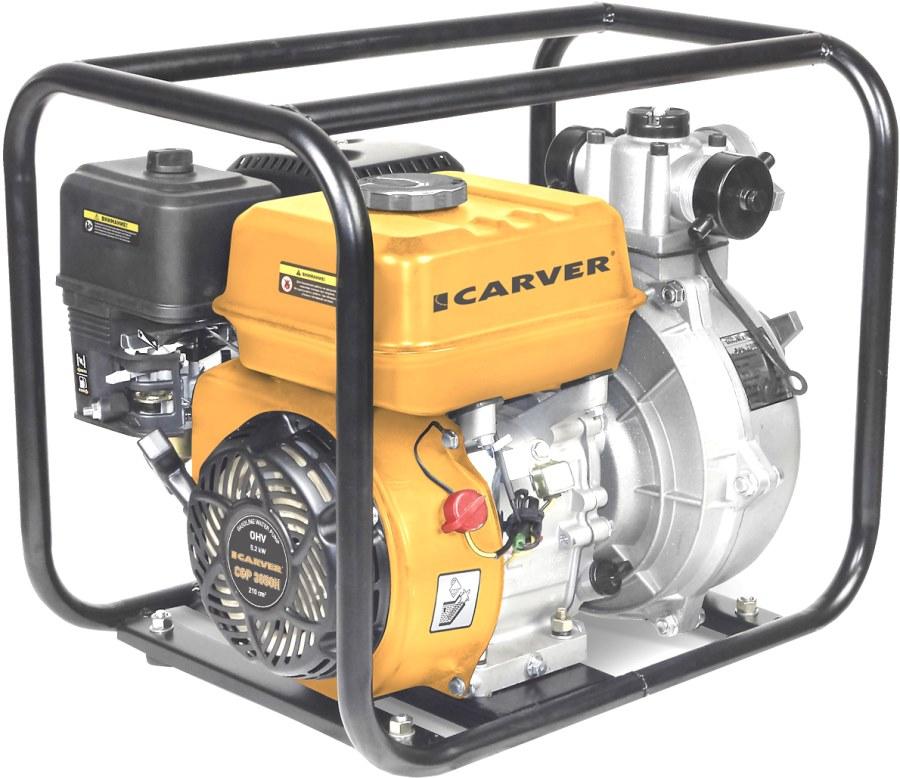 Мотопомпа Carver CGP 3050 H
