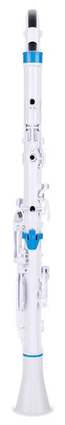 Кларнет Nuvo Clarineo White/Blue