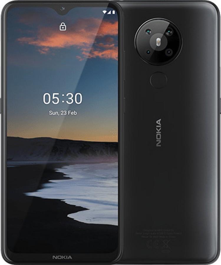 Смартфон Nokia 5.3 LTE 3Gb 64Gb Charcoal