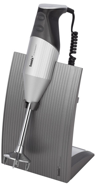 Блендер Bamix M200 Superbox SwissLine Silver
