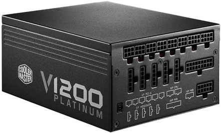 Блок питания Cooler Master Enthusiast V1200 1200W