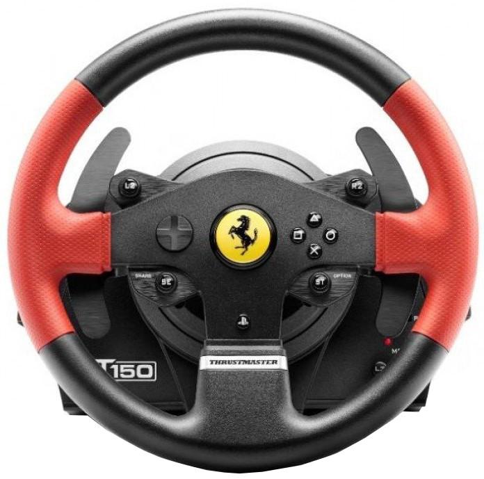 Thrustmaster T150 Ferrari Wheel Force F…