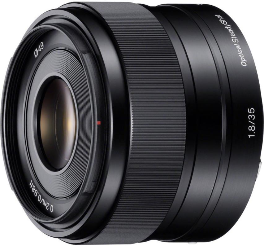 Объектив Sony E 35mm f/1.8 OSS Black