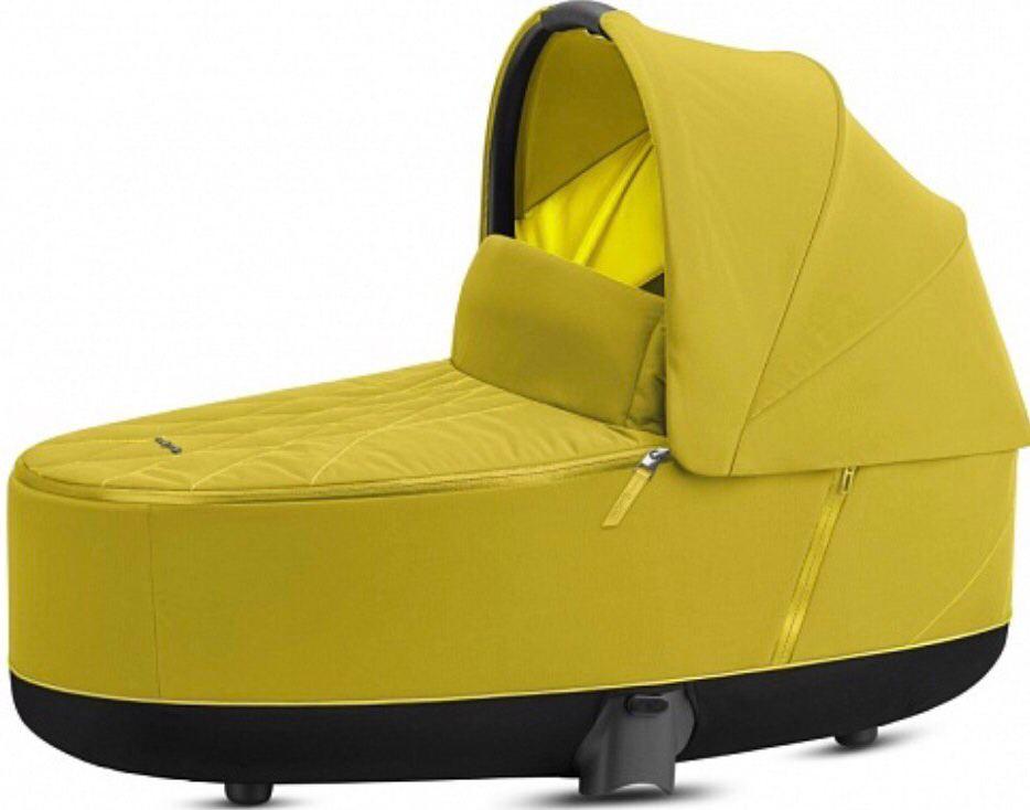 Спальный блок Cybex 520000737 Mustard Yellow
