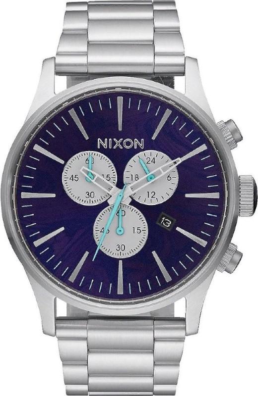 Наручные часы Nixon Sentry Chrono 42mm …