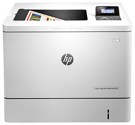 Принтер HP  LaserJet Enterprise M553n