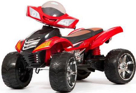Barty Quad Pro М007МР Red