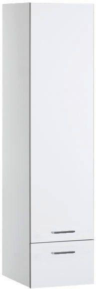 Навесной пенал Aquanet Верона 40 белый 40x160x39 см