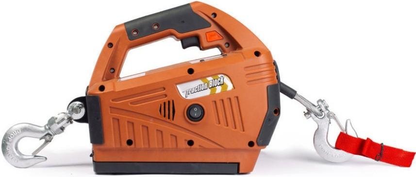 Электрическая лебедка TOR SQ-01 450кг/4,6м/220В (без пульта)