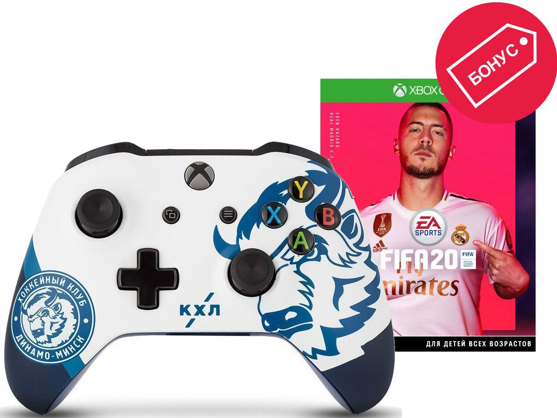 Microsoft Xbox One КХЛ Динамо Минск + F…