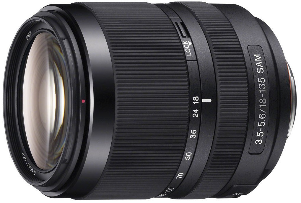 Объектив Sony DT 18-135mm f/3.5-5.6 SAM…